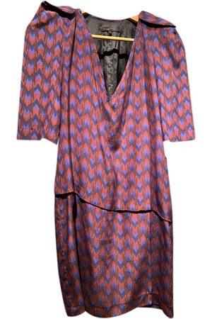 Maje Women Summer Dresses - Spring Summer 2019 Silk Dress for Women