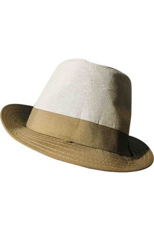 Piazza Italia \N Cotton Hat & pull on Hat for Men