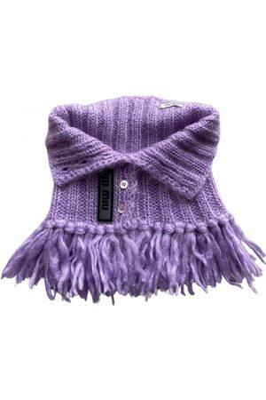 Miu Miu \N Wool Scarf for Women