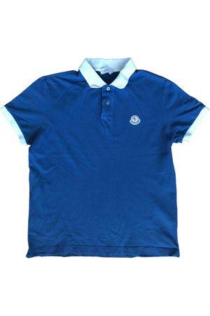 Moncler \N Cotton Polo shirts for Men