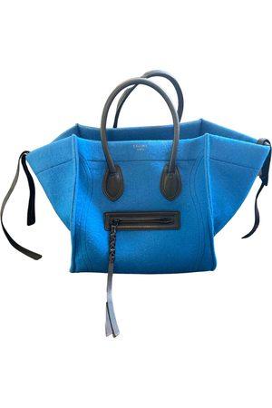Céline Luggage Phantom Tweed Handbag for Women