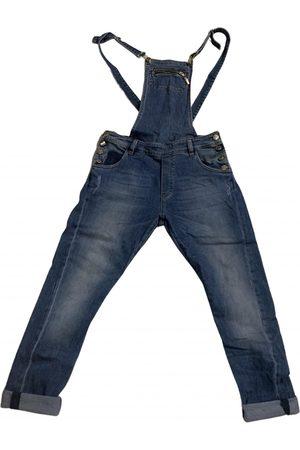 Mangano \N Denim - Jeans Jumpsuit for Women