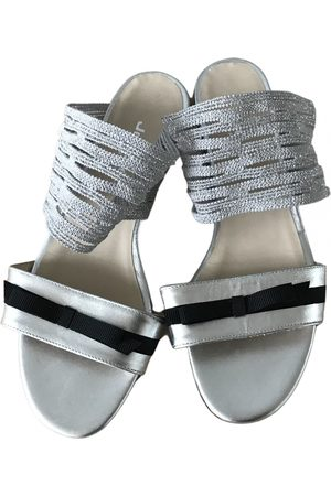 JET SET \N Leather Sandals for Women
