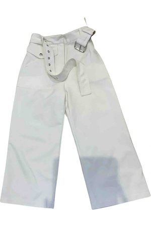 3.1 Phillip Lim \N Cotton Trousers for Women