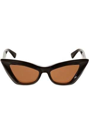 Bottega Veneta Women Sunglasses - Pointed Cat-eye Sunglasses