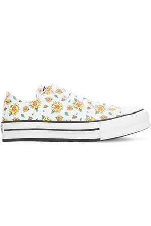 Converse Sunflower Chuck Taylor All Star Sneakers