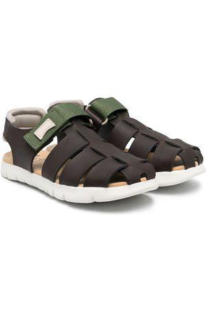 Camper Boys Sandals - Oruga touch-strap sandals