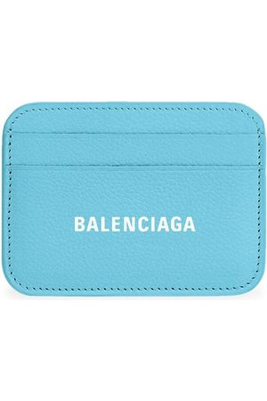 Balenciaga Women Purses - Cash logo-print cardholder