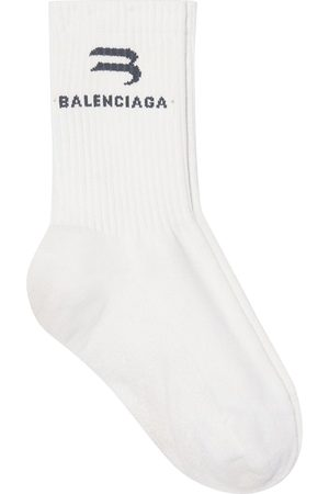 Balenciaga Glow-in-the-dark tennis socks