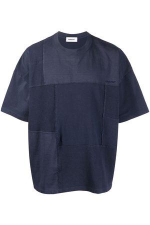 AMBUSH Logo-embroidered cotton T-shirt