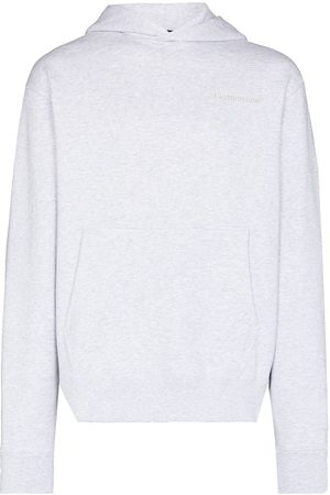 adidas X Pharrell Williams basics hooded sweatshirt - Grey