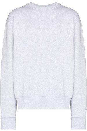adidas Men Hoodies - X Pharrell Williams crewneck sweatshirt - Grey