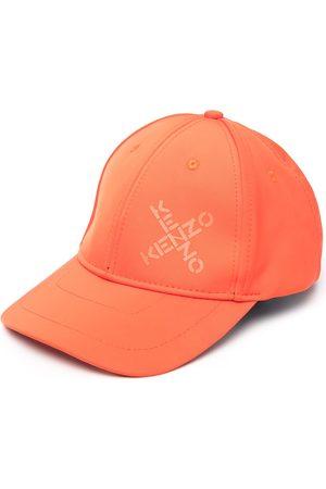 Kenzo Caps - Logo-print six-panel cap