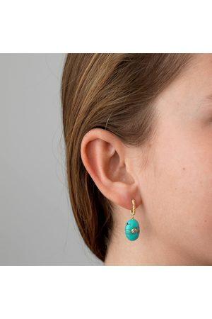 Anni Lu Women Earrings - Women's Pebble Beach Earrings