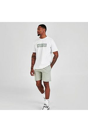 Nicce London Men Shorts - Men's Stylo Shorts in /Sage Size X-Small