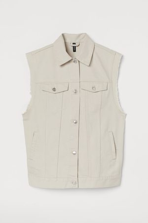 H&M Women Denim - Denim Vest