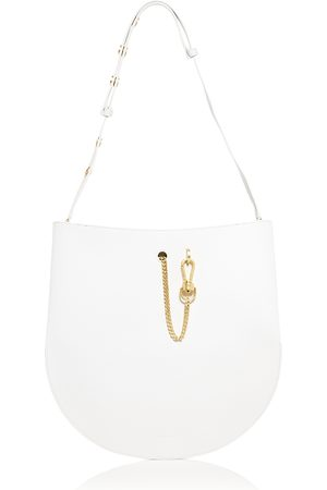 AllSaints Beaumont Small Leather Hobo
