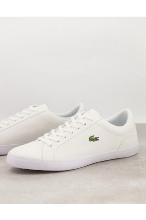 Lacoste Lerond Bl2 sneakers in canvas