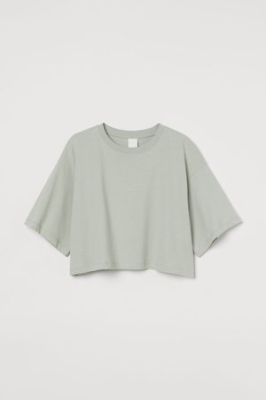 H&M Women Crop Tops - Crop T-shirt