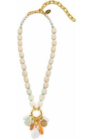 Lizzie Fortunato Floating Fields Necklace