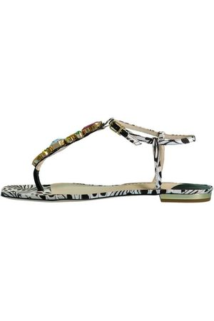 SOPHIA WEBSTER Women Flat Shoes - Ritzy Flat Sandal