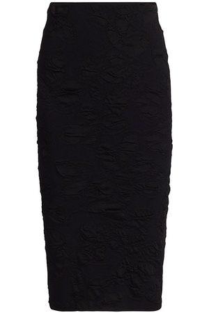 AKRIS Women's Knit Pencil Skirt - - Size 2