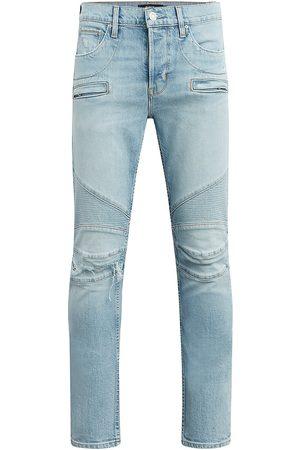 Hudson Men's Blinder Biker V2 Skinny Jeans - - Size 33