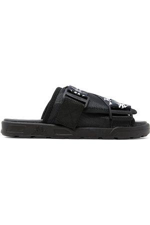 Kappa Men's Men's 222 Banda Mitel 1 Slide Sandals - - Size 12