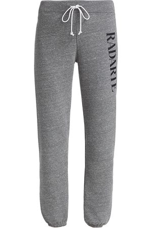 RODARTE Women's Radarte Graphic Sweatpants - Grey - Size XL