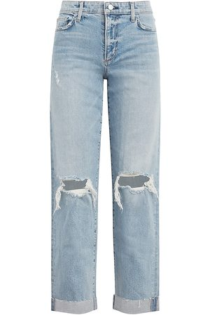 Joes Jeans Women's The Niki Raw Single Cuff Jeans - Solasta - Size 27