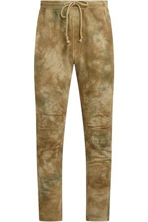 Hudson Men's Darted Camo Sweatpants - Camo - Size XL