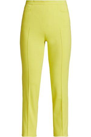 AKRIS Women's Franca Ankle Pants - Neon - Size 6