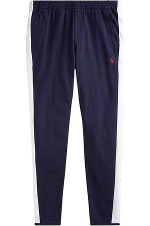 Polo Ralph Lauren Men's Interlock Track Pants - Navy - Size Small