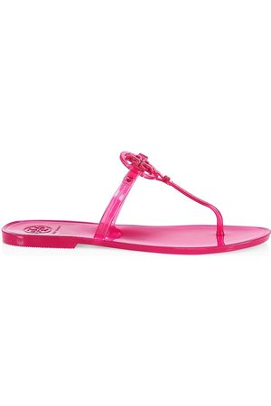 Tory Burch Women's Mini Miller Jelly Thong Sandals - - Size 5