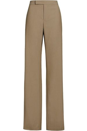 Deveaux New York Women Pants - Women's Cleo Twill Trousers - - Size 12