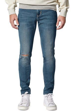 Hudson Men's Zack Moto Skinny Jeans - Norris - Size 38