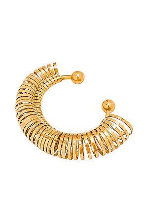 Jacquemus Le Bracelet Baguier in Metallic
