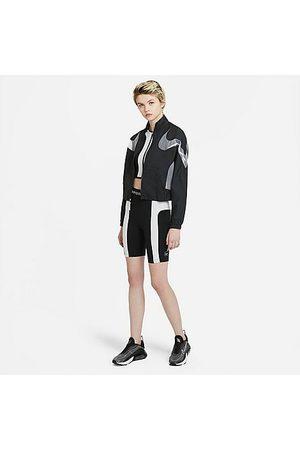 Nike Women's Sportswear Street Bike Shorts in / Size X-Small Nylon/Spandex/Jersey