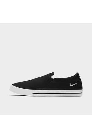 Nike Men Casual Shoes - Men's Court Legacy Slip-On Casual Shoes in / Size 7.0 Canvas