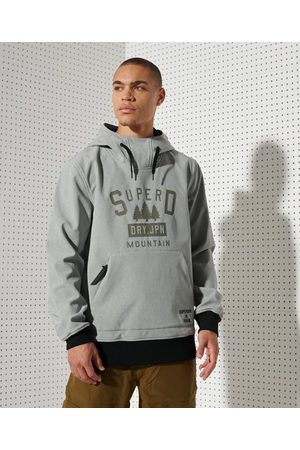 Superdry Men Hoodies - Sport Snow Tech Hoodie Jacket