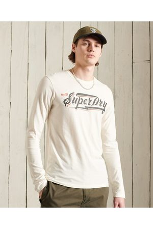Superdry Boho Graphic Long Sleeve T-Shirt