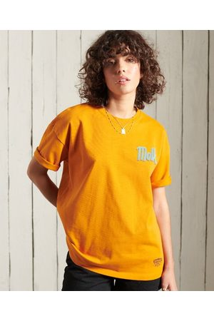 Superdry Workwear Graphic Oversized T-Shirt