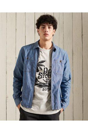 Superdry Men Casual - Shorebreak Overshirt