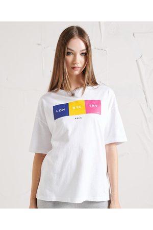 Superdry City Unity Box Fit T-Shirt