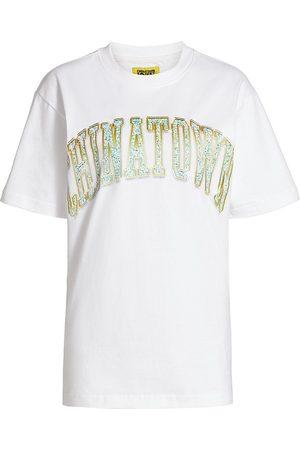 Chinatown Market Women's Bling Arc T-Shirt - - Size Medium