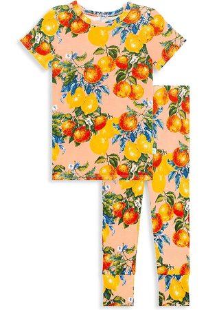 Posh Peanut Baby's, Little Girl's & Girl's Lexi 2-Piece Short-Sleeve Pajama Set - - Size 8