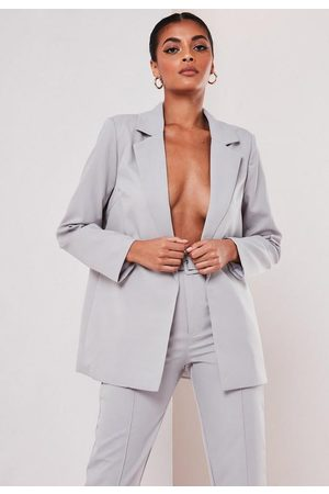 Missguided Women Blazers - Co Ord Boyfriend Blazer