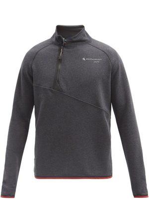 Klättermusen Falen Organic-cotton Jersey Sweatshirt - Mens