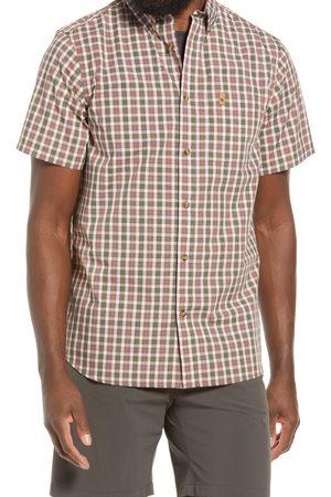 Fjällräven Men's Ovik Short Sleeve Button-Up Shirt