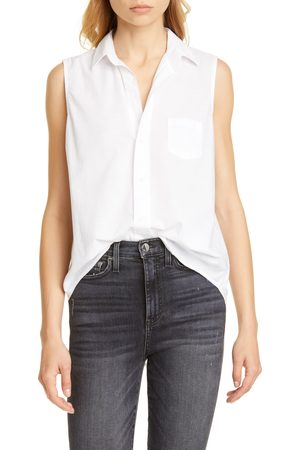 FRANK & EILEEN Women's Fiona Cotton Shirt